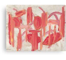 Pi Canvas Print