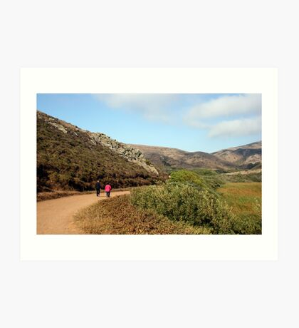 Tenesse Valley, California Art Print