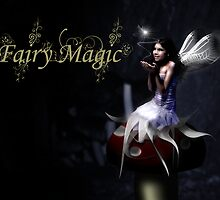 Fairy Magic Moonlight Fairy by R. Fyfe