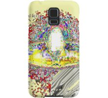 CANDLE LECTRO/COLECTION Samsung Galaxy Case/Skin