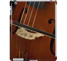 Wired Acoustic iPad Case/Skin