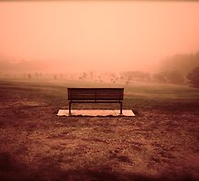 Just a bench by SarahGonzales