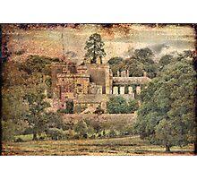 Powderham Castle Photographic Print