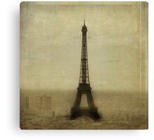 La Tour Canvas Print