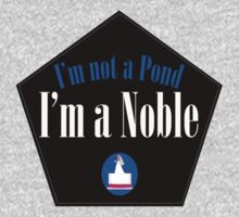 I'm a Noble One Piece - Long Sleeve