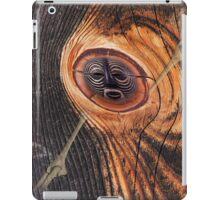 wood bruxo 30 iPad Case/Skin