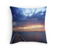 After The Dust Has Settled Throw Pillow