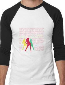 Candy Store-Heathers: The Musical Men's Baseball ¾ T-Shirt