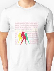 Candy Store-Heathers: The Musical Unisex T-Shirt
