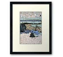 The little lOOk Out Framed Print