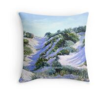 Ocean Reef Dune #30 Throw Pillow