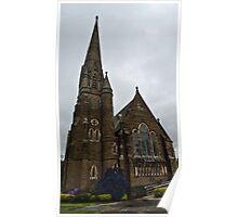 Thomson Memorial Presbyterian Church Poster