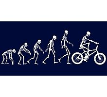 Evolution BMX Photographic Print