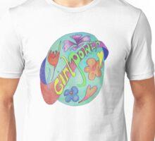 Girl Power for Girls Unisex T-Shirt