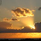 Sunrise from patio no.4 by Frandiana