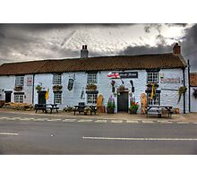 Freemasons Arms - Nosterfield Photographic Print