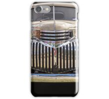 Chevy Maple Leaf Truck iPhone Case/Skin