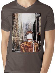 Global Warming Mens V-Neck T-Shirt