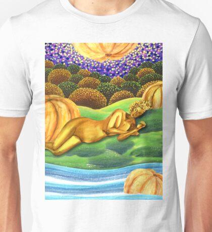 Baby Sleeping Unisex T-Shirt