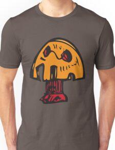 Crazy Mushroom Unisex T-Shirt