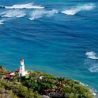 Diamond Head Light by GraceNotes