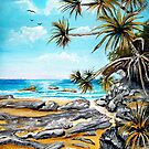 Pandanus by Linda Callaghan