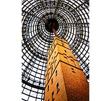 Plaza Tower, Melbourne Photographic Print