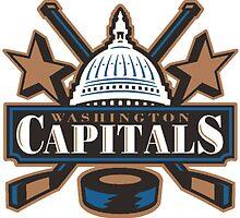Washington Capitals by happyjele