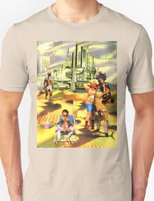 The Future Of Tourism T-Shirt