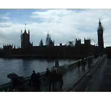 Typical London Photographic Print