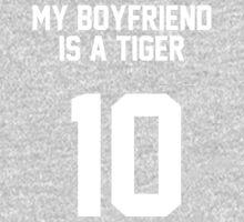 My Boyfriend Is A Tiger Kids Clothes