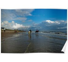 CAMBER SANDS  Poster