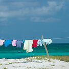 hanging to dry by Carlos Restrepo