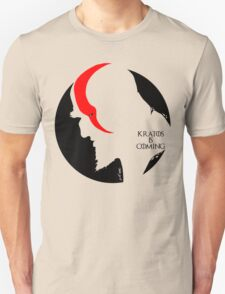 Kratos is coming T-Shirt