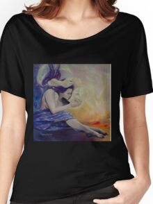 Heaven For Two Women's Relaxed Fit T-Shirt