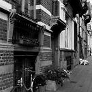 Brussels Streets - Brussels, Belgium by Norman Repacholi