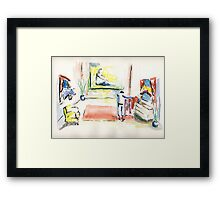 Once upon a time .....    1 Framed Print