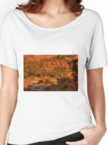 Afternoon Delight At Zion © Women's Relaxed Fit T-Shirt