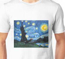 Starry Tasmanian night Unisex T-Shirt