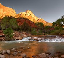 Morning Has Broken At Zion © by © Hany G. Jadaa © Prince John Photography
