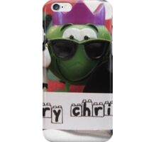 Dave Stormtrooper and Darth Vader Merry Christmas iPhone Case/Skin