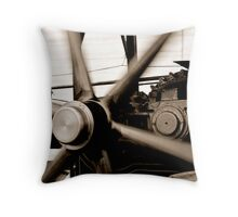 Putt Putt Bang Throw Pillow
