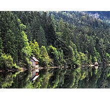 Altausseer See Photographic Print