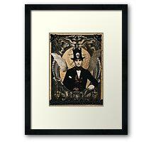 Handsome Devil Framed Print