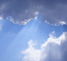 The Heavens Await by Ms.Serena Boedewig