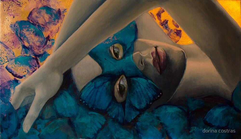 Whisper of Papillon by dorina costras