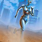 The Desert Runners by Mark A. Garlick