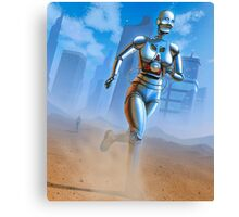 The Desert Runners Canvas Print