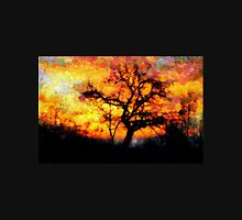 A Tree and the Dawn in Barda Village (zoom for impact)  T-Shirt