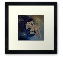 Upon Infinity Framed Print